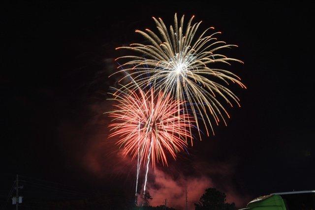 Alabama Bicentennial Fireworks show