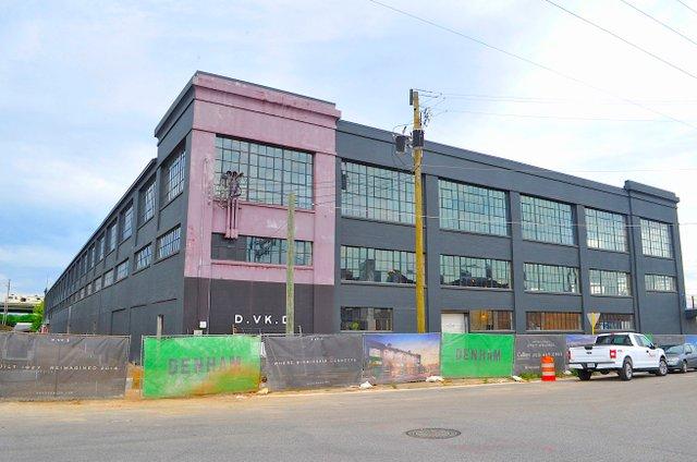 Denham Building