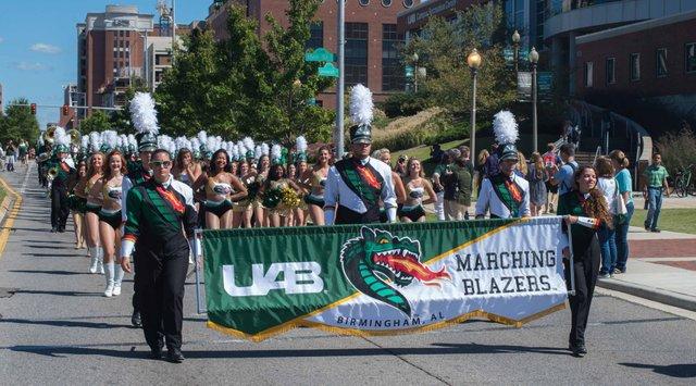 UAB Marching Blazers