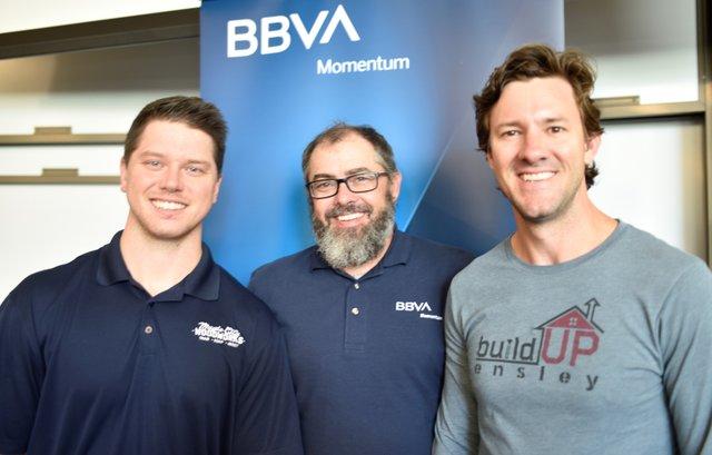 BBVA Momentum participants 2019