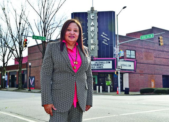 Leah Tucker - Carver Theatre
