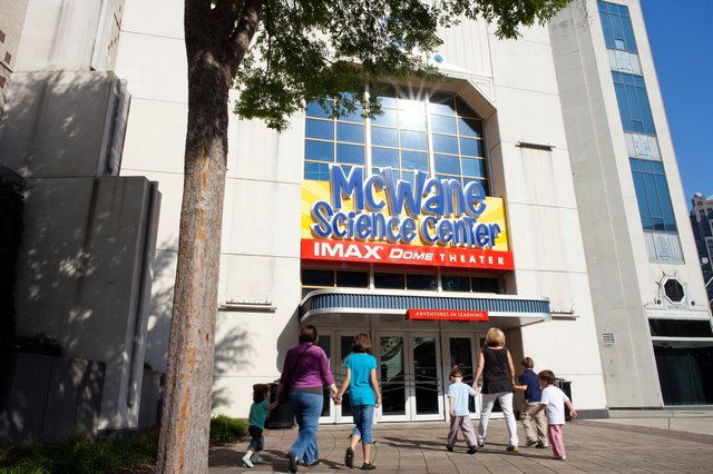 McWane Science Center exterior