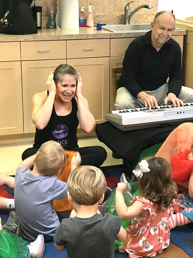 Dance Foundation teachers