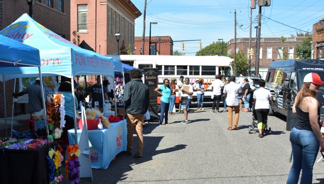 Woodlawn Street Market 10-13-18