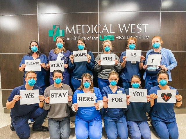 UAB MedWest Nurses