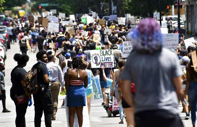 National Million People March for Justice