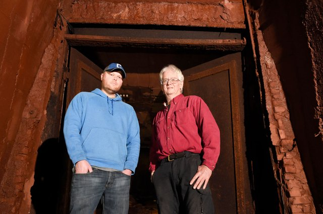 Urban explorers go underground to document Birmingham's mining past