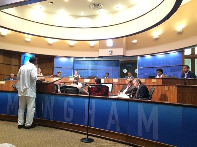 Council meeting 8/16